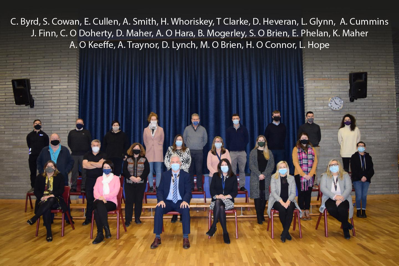 Our Staff New Cross College Finglas Dublin 11